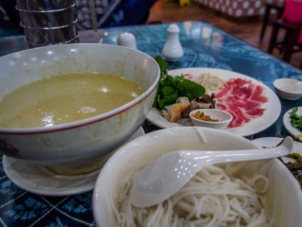 麵Q湯濃肉鮮超好吃