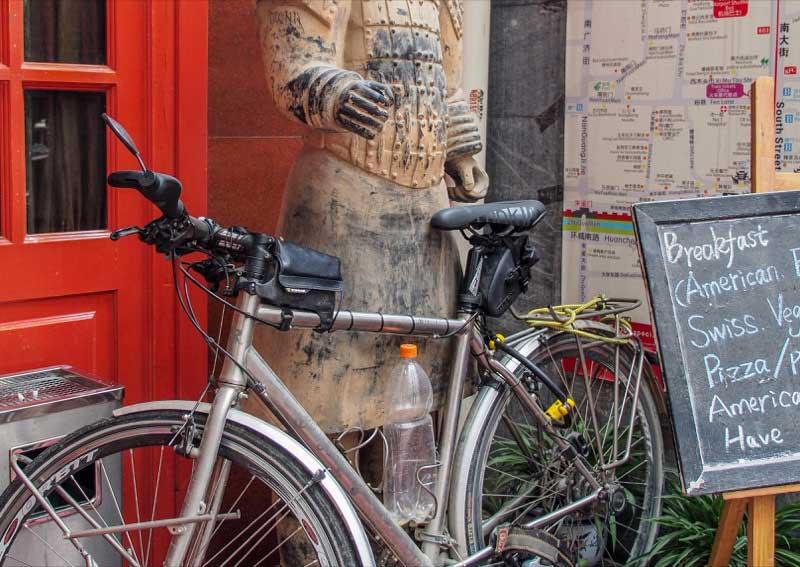 《單車環遊世界攻略 01》如何挑一台屬於你的千陽號(上)