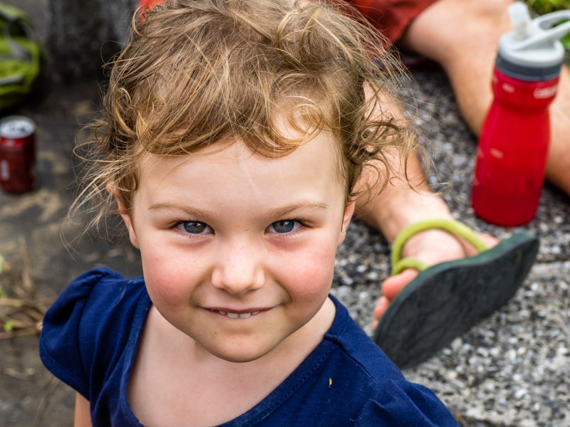 【單車環遊世界七年的瑞士家庭 02】他們的女兒是為這個世界帶來的寶物
